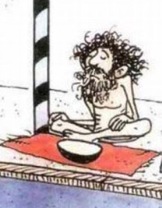 Indian Beggar